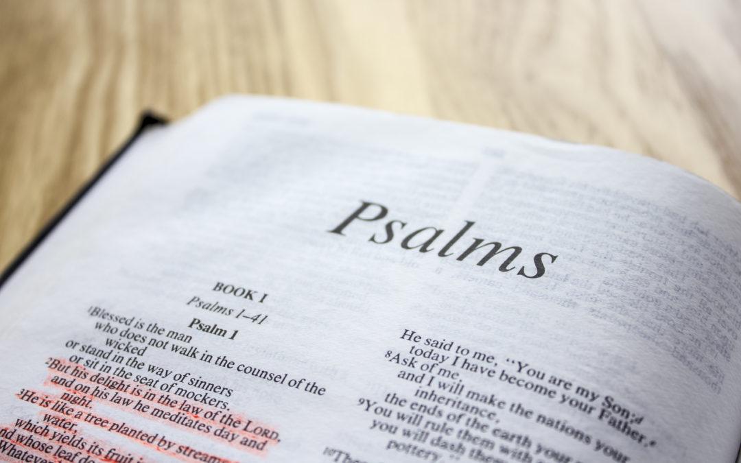 Psaume 1: les deux voies